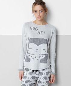 Winter pyjamas dam
