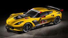 Chevrolet Corvette Z06 GTLM 2015