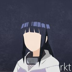 Minimalist Hinata by raketa3 on DeviantArt