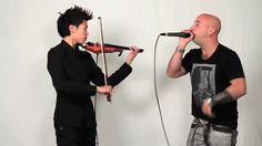Electric Violin and Beatbox: Moonlight Grenade (+lista de reproducción)