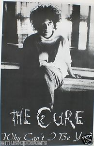 """the cure why can't i be you 