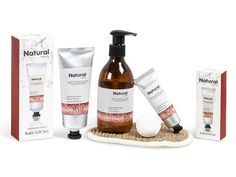 Ryis Bath Set – Jasmine And Orange - Pamper Gifts from IgnitionMarketing.co.za - Personal Care Gifts