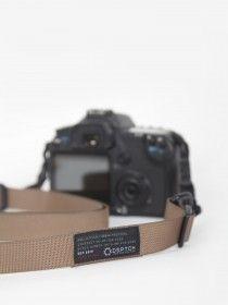 DSPTCH Standard Camera Sling Strap Coyotte