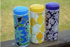 REUSE WIPES CONTAINER - Decorate the outside with paper, fabric or contact paper. Use for bag storage in car, first aid kit, small toys for kids to go and many many more uses.