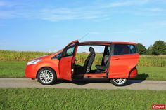 Ford B-MAX portes ouvertes