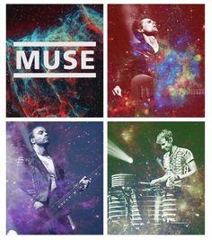 Matt - Dom - Chris - MUSE