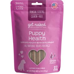 Get Naked Dog Grain-Free Puppy Health Small oz.