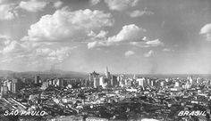 Bixiga e centro, final de 1940