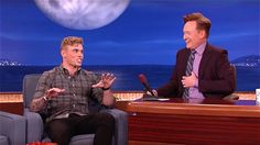 Gus Kenworthy Tells Conan How He Almost Came Out on Live TV at the Olympics: WATCH
