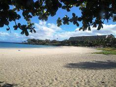 Beautiful Mauna Kea Beach in Hawaii!