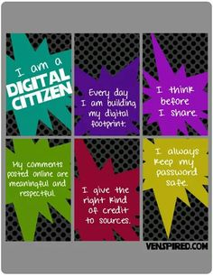 Digital citizen ship