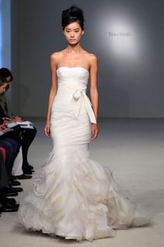 um...I'm pretty sure I've found my dress. Vera Wang