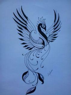 Native Tattoos, Eagle Tattoos, Dope Tattoos, Body Art Tattoos, Sleeve Tattoos, Tatoos, Phoenix Tattoo Feminine, Small Phoenix Tattoos, Phoenix Tattoo Design