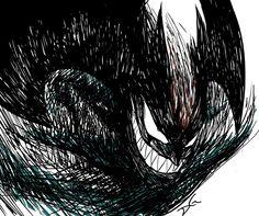 Devilman DEVILMAN crybaby my art DG doodle akira fudo gammapoweruser.tumblr.com