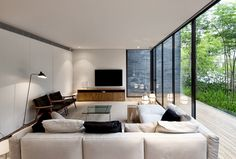 The Wall House - Picture gallery