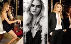 Cara Delevingne é a estrela da nova campanha da Topshop. Veja as imagens - Moda - CAPRICHO