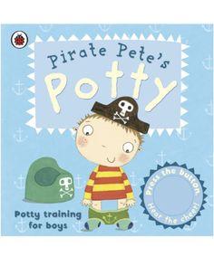Pirate Pete's Potty Book