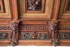 Орнамент и стиль в ДПИ - Плафоны в исторических стилях и стиле модерн