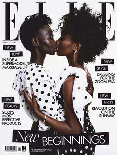 Lea Sophie Cramer, Cosmopolitan, Beyonce, Film Black, Tapas, Tessa Thompson, Queer Fashion, Vogue, Elle Magazine