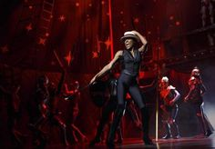 """I watched the Tonys last night and now I want to see the Pippin Musical on Broadway!  Patina Miller won for her role as the """"Leading Player"""".