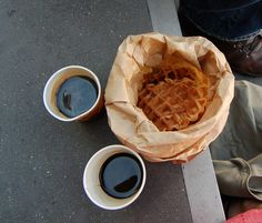 Belgian waffles | A Cook Not Mad