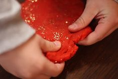 Fairy Dust Teaching Kindergarten Blog: Make Lucky Chinese Playdough!