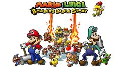 Mario and luigi partners in time background hd 1920x1080 mario and luigi bowsers inside story wallpaper free by fay chester 2017 03 altavistaventures Gallery