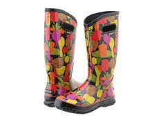 Bogs Rainboot Veggie.  I want these!
