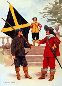 Scottish Army of the Solemn League and Covenant during the English Civil War