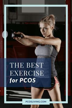 The best exercise for PCOS // PCOS Weight Loss // Exercise for PCOS // @pcosliving