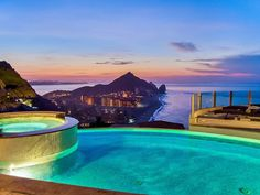 Cabo San Lucas villa rental - can you believe that view!