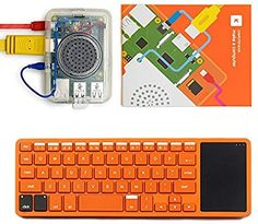 Kano is a computer anyone can make. It's the simplest way for all ages to build a computer, learn to code, and create with technology. The kit comes with Gifts For Teen Boys, Birthday Gifts For Teens, Birthday Ideas, Fujifilm Instax, Kit, Build Your Own Computer, Nintendo, Cool Tech Gifts, Code Art