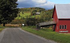 Weekly Report: Bright Fall Foliage Emerging In Far Northern New England 9/24/14