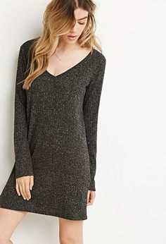 $20. Ribbed Sweater Dress | Forever 21 - 2000167045