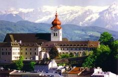 Nonnberg Abbey in Salzburg is the abbey of the original (and film) Maria von Trapp.