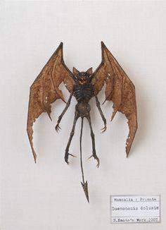 scary art japan creepy weird crafts DIY Monsters strange paper entertainment odd Legends myths dragons bamboo Museum bizarre demons vampires...