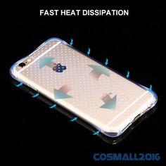 Soft Clear Transparent TPU 360° Protective Gasbag Case Shockproof Back Cover | eBay