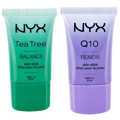 Renew and Balance Skin with New NYX Skin Elixirs