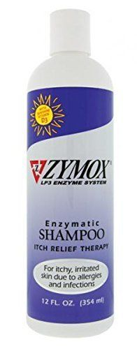 12 Oz, Natural, Bio-Active Enzymes Shampoo Relieves Itchy Allergy Skin >>> For more information, visit image link. (This is an affiliate link) #Pets