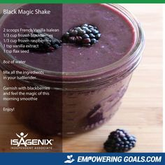 Amazing protein shake recipes by Isagenix. Learn how the amazing Isalean Shake can fuel you with 24 grams of indentured protein as well as needed vitamins and minerals to make a complete meal replacement shake that tastes amazing Protein Shake Recipes, Protein Shakes, Smoothie Recipes, Protein Smoothies, Fruit Smoothies, Milkshake Recipes, Isagenix Snacks, Natural Protein Powder, Weight Watcher Smoothies