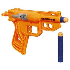 NERF N-strike Snapfire Blaster Includes Darts Hasbro 630509265336 for sale online Nerf Gun, Pistola Nerf, Kids Sites, Christian Camp, Nerf Toys, Nerf Party, Online Games For Kids, Indoor Activities For Kids, Cool Things To Buy