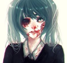 Abused anime girl Vocaloid
