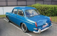 hubcaps, but this Sea Blue 1500S Notchback was seriously clean - VolksWorld