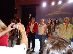 Beach Palace: Michael Jackson show