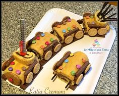 Nutella, Baby Food Recipes, Dessert Recipes, Cooking Recipes, Adult Birthday Cakes, Edible Crafts, Just Cooking, Pinterest Recipes, Biscotti