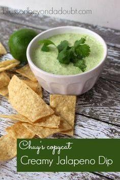 This Creamy Jalapeno This Creamy Jalapeno Dip recipe is one of...  This Creamy Jalapeno This Creamy Jalapeno Dip recipe is one of my absolute favorite dips. Its so easy too! Recipe : http://ift.tt/1hGiZgA And @ItsNutella  http://ift.tt/2v8iUYW