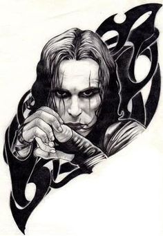 The Crow - Brandon L