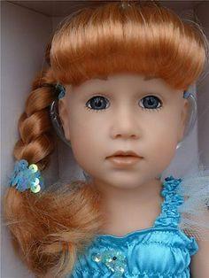 Gotz-Puppe-Mermaid-Gotz-doll-2007-NRFB