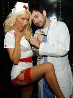 nurse and doctor halloween costume