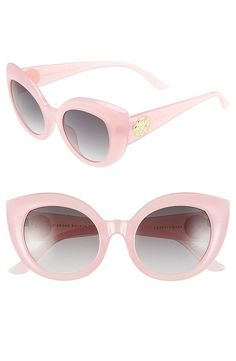Leo would love these cute cat-eye sunglasses